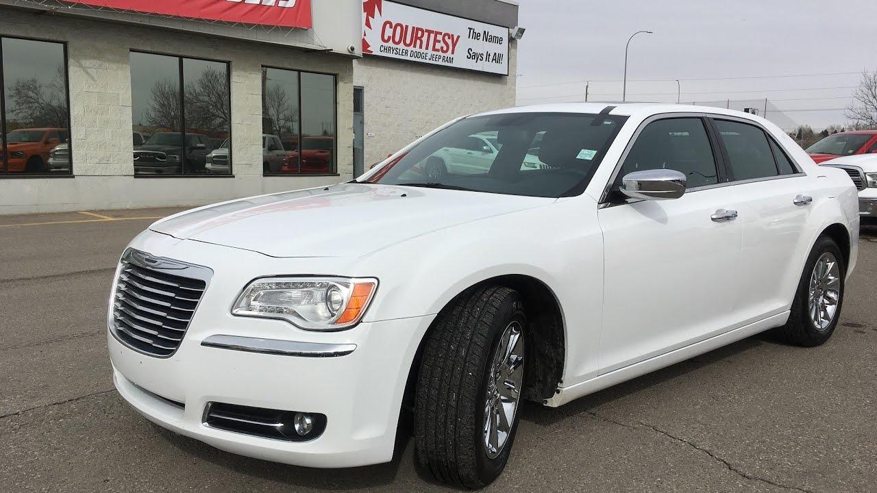 White Chrysler 300 >> 2013 Chrysler 300c Bright White Courtesy Chrysler