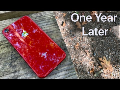 iPhone XR - One Year Later