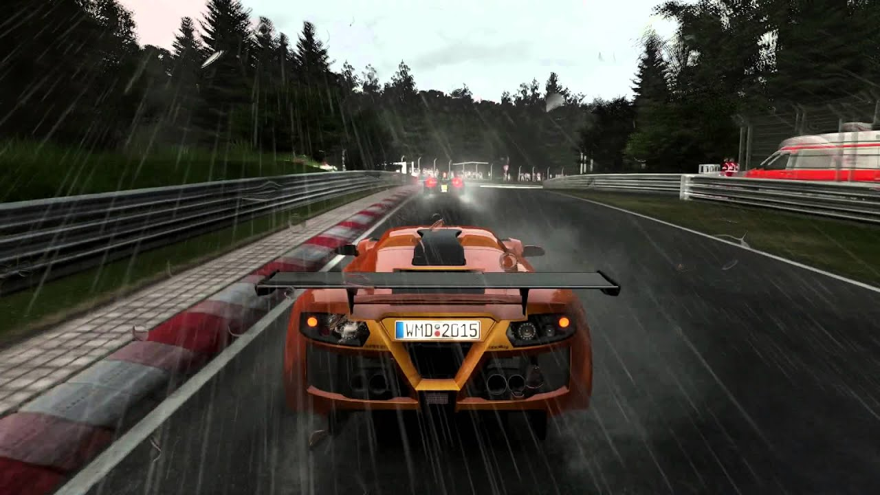 Project Cars Gumpert Apollo S On Nordschleife