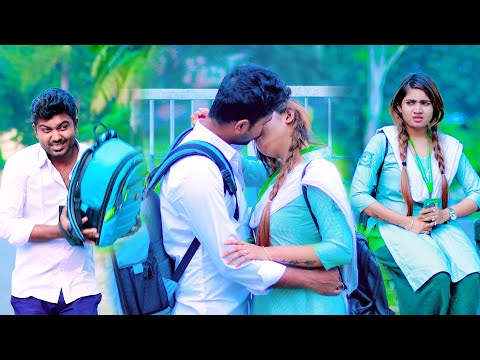 Yaad Piya Ki Aane Lagi | Cute School Love Story Video Song 2019 | New Hindi Song By Love Story Again