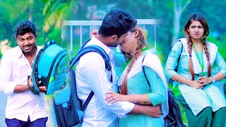 Yaad Piya Ki Aane Lagi | cute school love story  song 2019 | New Hindi Song by love story again