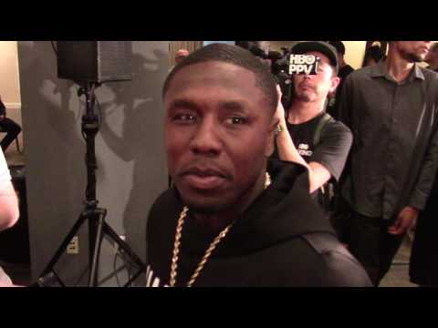 Andre Berto Reacts To Andre Ward Knocking Out Sergey Kovalev. HoopJab Boxing
