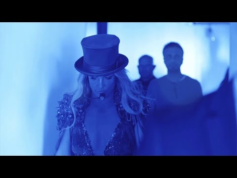 Britney Spears - Apple Music Festival 10 (Backstage Short Film)