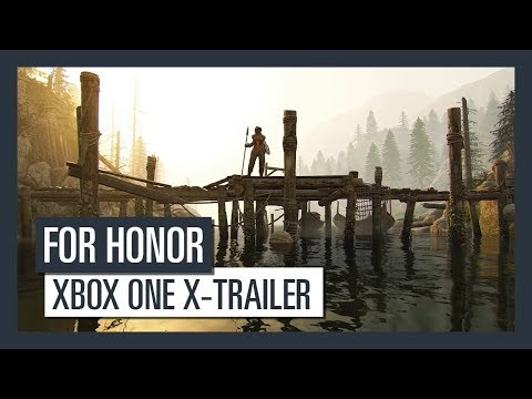 For Honor - Xbox One X-Trailer | Ubisoft [DE]