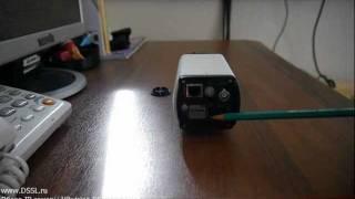 Обзор IP видеокамеры 2 МП Hikvision DS 2CD853F E
