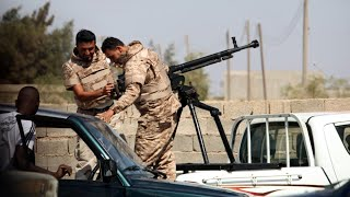 أخبار عربية - قوات حفتر تتقدم في آخر جيوب المقاومة في #بنغازي