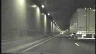 East River Mountain tunnel - WV to VA