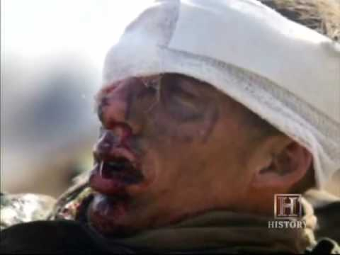 US Marines VS Insurgents (Real Battle)