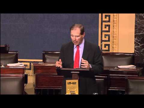 Tom Udall Calls Out GOP Obstruction