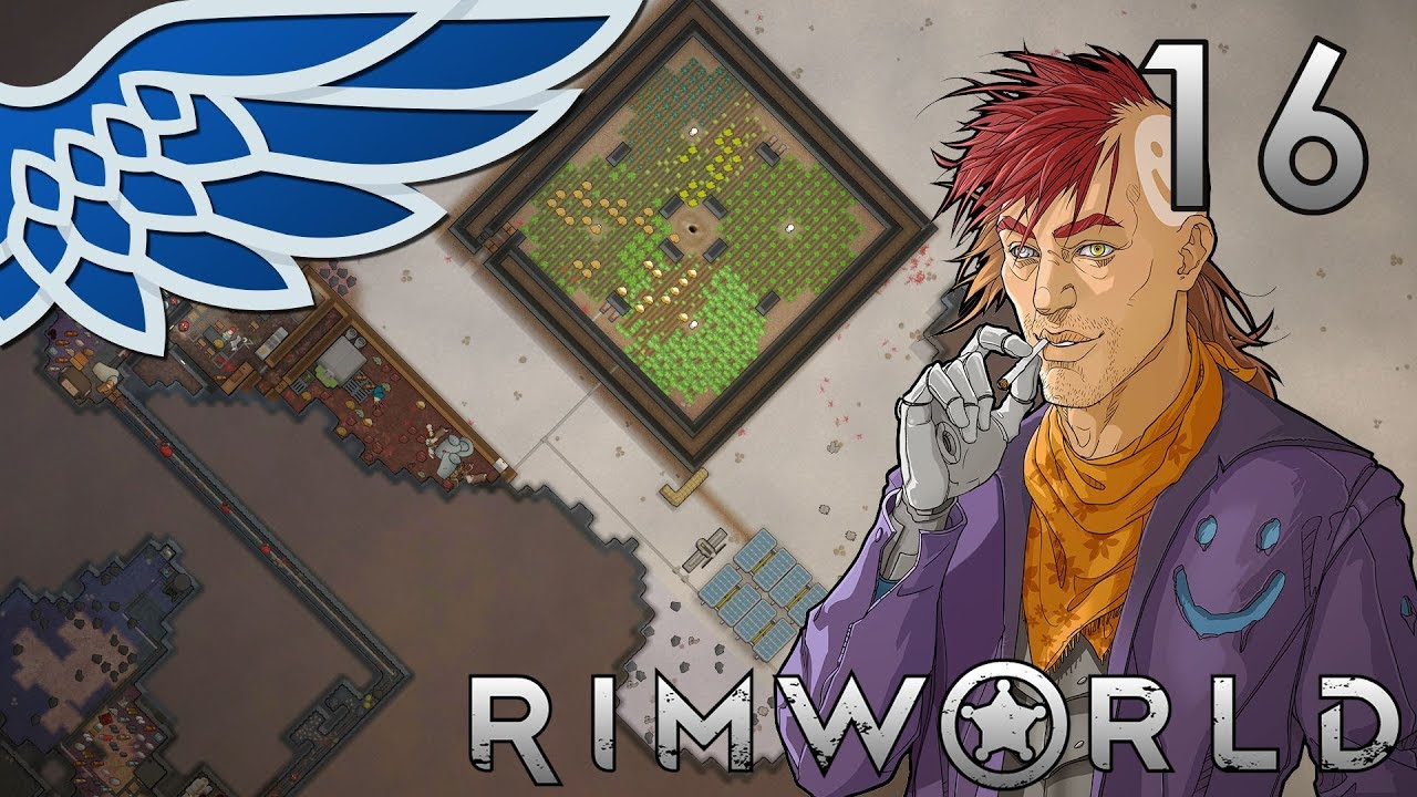 RIMWORLD 1 0 MODDED | Poop Heating Part 16 – Rimworld Mod