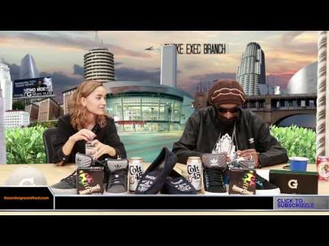 Iza Lach & Snoop Discover That Stevie Wonder Can SEE!!!