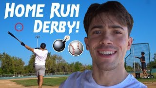 HOME RUN DERBY!! (Stephen Knez)