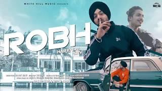 Robh (Motion Poster) Harjot Sidhu ft SRV | Rel on 13th Aug | White Hill Music