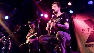 Frank Turner - Wherefore Art Thou Gene Simmons - Chicago, IL WXRT Studio X - October 29 2013