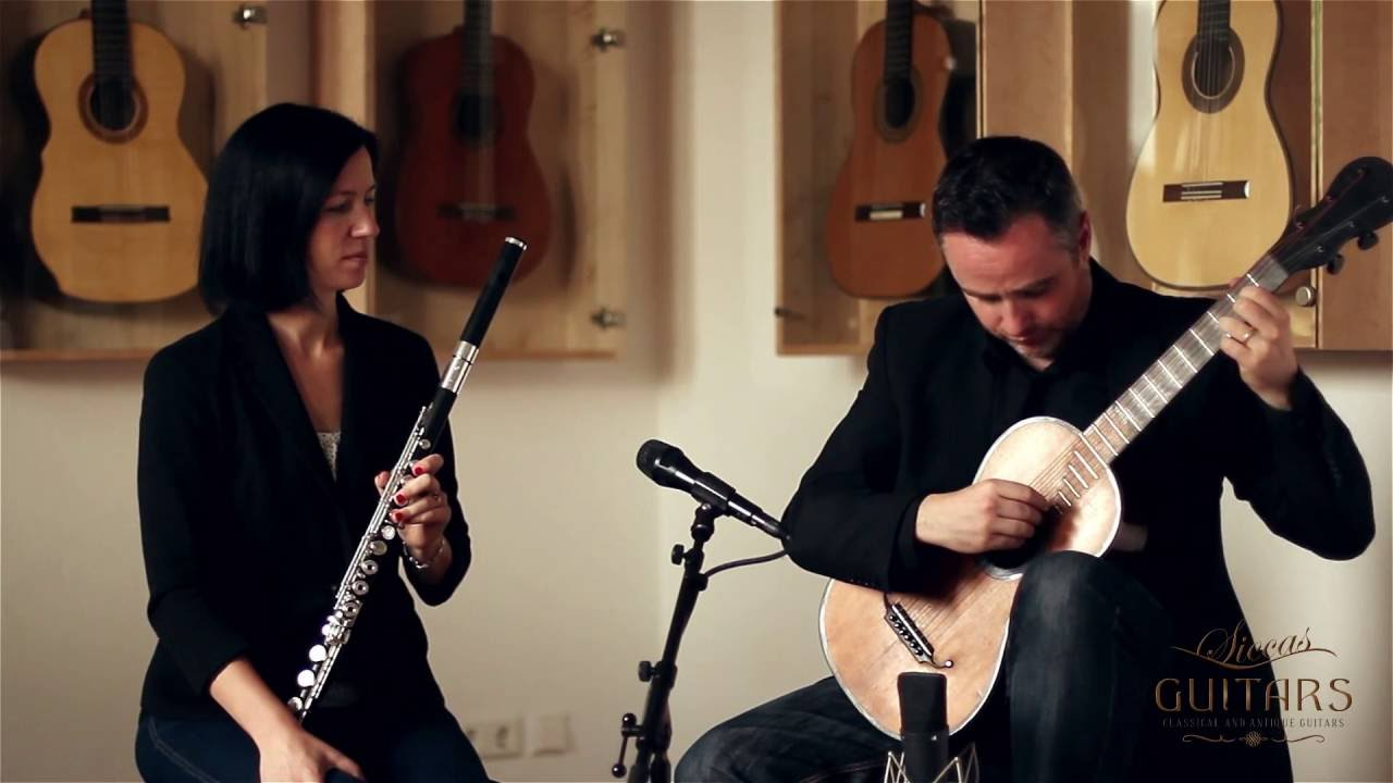 Agnew & McAllister Duo plays Inisheer by Thomas Walsh (Arr. by Agnew McAllister Duo)