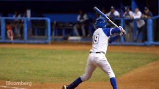 How Some Cuban Players Make It to Major League Baseball