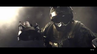 Rainbow Six Siege Fuze Operator Video