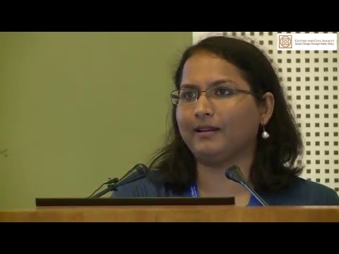 Shruti Rajgopalan | Separation of Powers