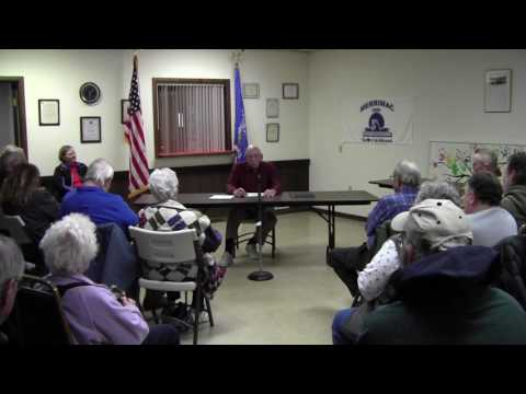 History of Railroads in Sauk County, Wisconsin (Part 1 of 3 videos)