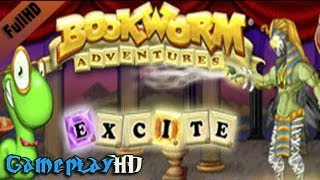 Bookworm Adventures Deluxe Gameplay (PC HD)