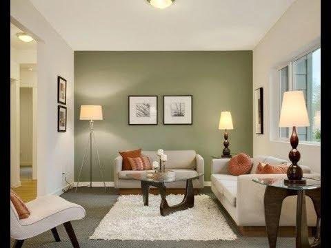 Desain Warna Cat Ruang Tamu Yang Cerah Dan Dinamis