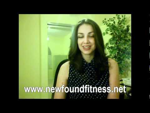 New Found Fitness, personal training- testimonial