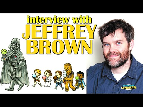 Jeffrey Brown interview by THE SYNDICATE