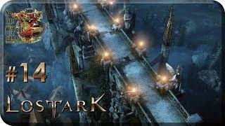 Lost Ark Online[#14] - Монастырь (Прохождение на русском(Без комментариев))