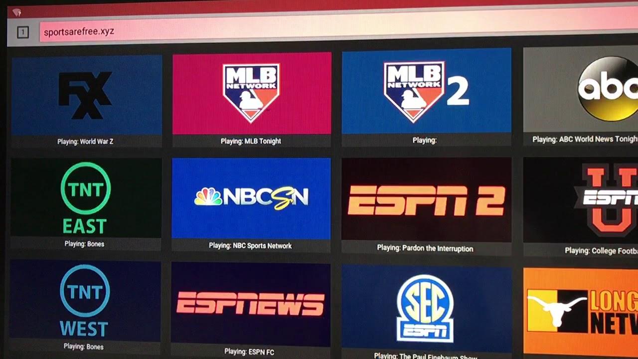 Sports For Free No Kodi Needed HD Streams | FunnyCat.TV