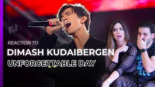 This is insane 🤯 Reaction to Dimash Kudaibergen - Unforgettable Day (Gakku) | Rafa Reactions