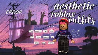 Aesthetic Roblox Outfits - Lookbook 1