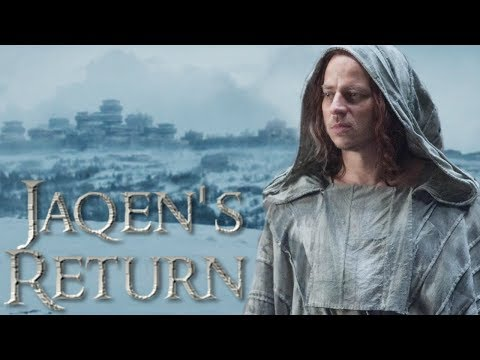 Valar Morgulis | All Men Must Die Game Of Thrones Season 8 Jaqen's Return