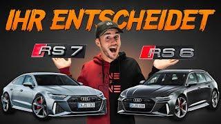 RS6 oder RS7? | Ihr wählt MEIN NEUES AUTO! | Daniel Abt