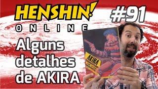 Vocês querem detalhes de Akira e Ghost in the Shell? Aqui tem! Mas ...