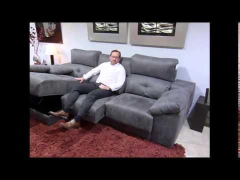 La nube sof s chaiselongue deslizante mmr youtube - La nube sofas ...