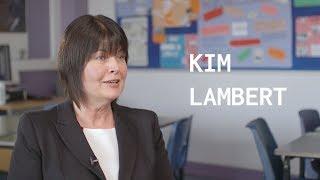 Kim Lambert: Inspirational Teachers Award Winner 2018 thumbnail