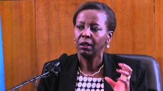 Rwanda Government Spokesperson briefs the media on current issues 22 October 2015