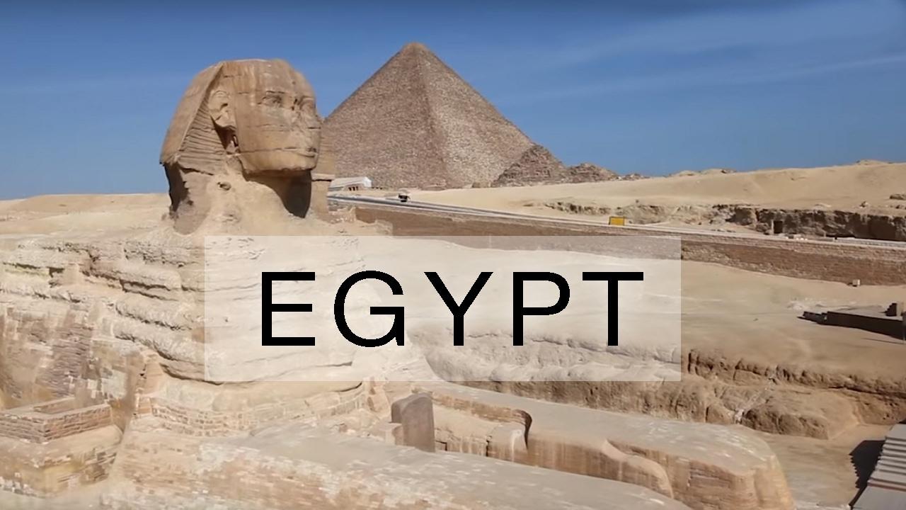 Египет Видео Пирамид