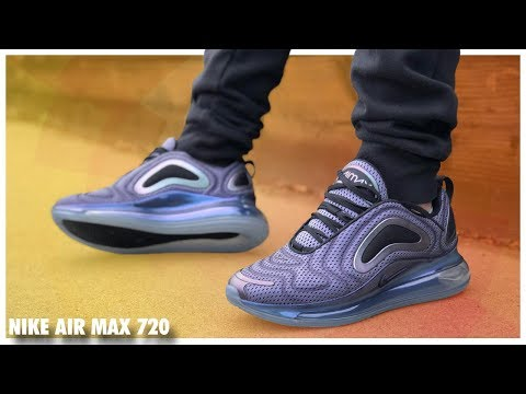 Nike Air Max 720 Review YouTube