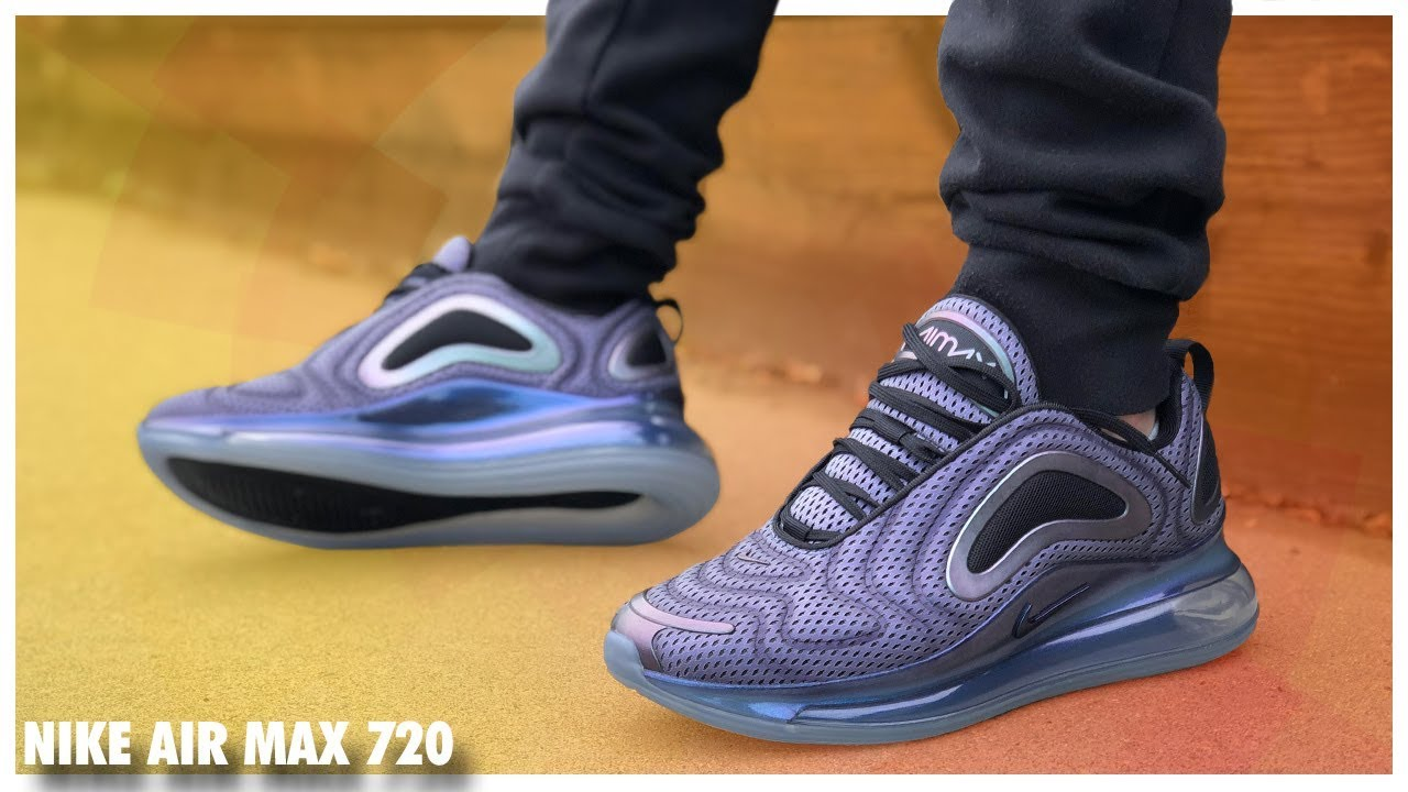 air max 720 nere