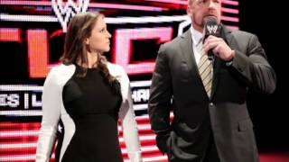 WWE TLC: Tables, Ladders & Chairs - 15th December 2013 full show