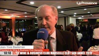 Le Wine & Business Club Marseille clôt son année 2019