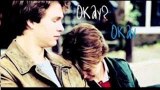 Repeat youtube video Ed Sheeran- All Of The Stars- Music Video (the fault in our stars)