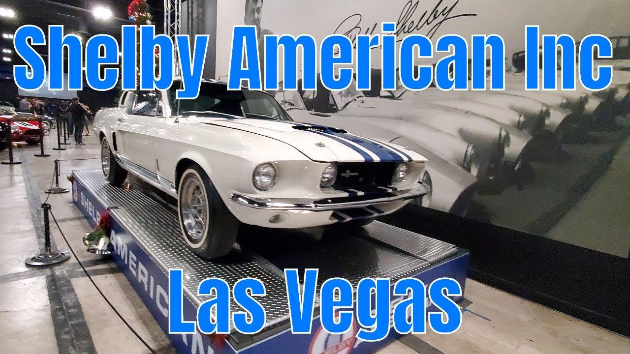 Shelby American Inc. Las Vegas