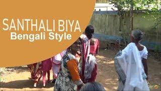 """সাঁওতালী বিয়ে """"সাঁওতালী স্টাইলে """" santhali biya """"Santhali Style"""""""