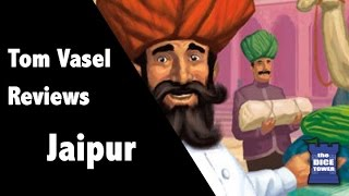 Jaipur Review - with Tom Vasel