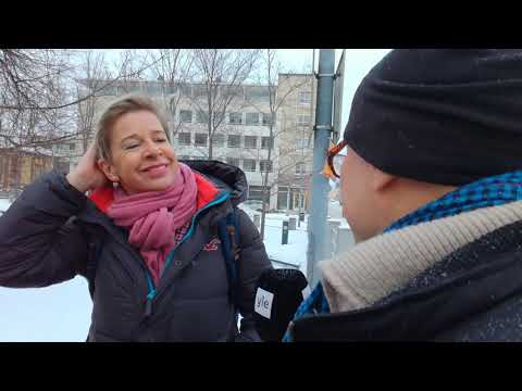 Katie Hopkins interview by Finnish state broadcaster Yle.