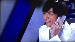 ホワイトラボの薮宏太くんの、キス顔(?)です【笑 めっちゃ可愛いです.