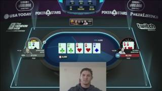 Replay: GPL Week 13 - Americas Heads-Up - Tom Marchese vs. Jonathan Jaffe - W13M163