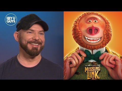 Amazing Animation - Missing Link: Director Chris Butler On The Family Film Of The Year